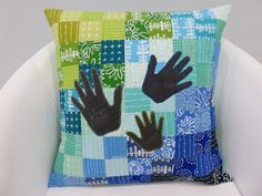 Free Pillow pattern from Janome