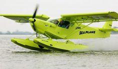 Float STOL aircraft Stol Aircraft, Light Sport Aircraft, Bush Plane, Float Plane, Flying Boat, Commercial Aircraft, Aircraft Design, Aircraft Pictures, Airplane Kits