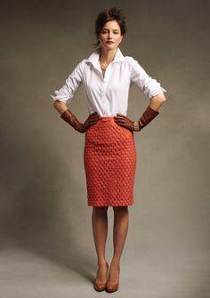 Fashion/Skirt.Orange #flickstackr Flickr: https://flic.kr/p/EgFPU7