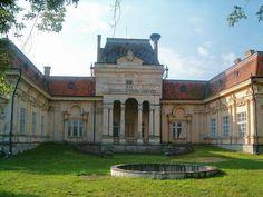 Slovakia, Podbrečany - Manor-house