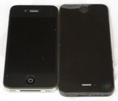 Latest iPhone 5 Picture comparison with iPhone 4s