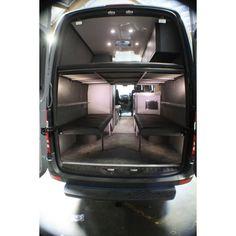 Sawtooth Sprinter Van 01 - Sprinter Van Outdoor - Sprinter Van Gallery…