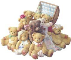 Cherished Teddy Bears!