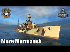 World of Warships: More Musmansk, Commander Retraining - YouTube