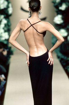 Yves Saint Laurent Haute Couture Spring 1999