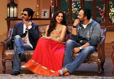 7 Most ROFLing Episodes Of Comedy Nights With Kapil - Watch free