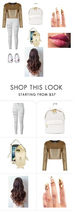 """""""shoe game lover"""" by barbarafrancois ❤ liked on Polyvore featuring NIKE, Frame Denim, Moschino, STELLA McCARTNEY, Jaded London, Bijules, women's clothing, women's fashion, women and female"""