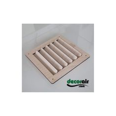 WOODEN GRILLES & PANELS Diffusers