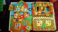 How Not To Build a Gingerbread House from Scratch:  I thought I'd learned from my mistakes last year, but alas it seems there were new mistakes to make.  #gingerbreadhouse #christmascrafts #holidaycrafts #craftfail #humor