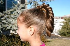 5 Universal Braided Ponytail Hairstyles for Little Girls