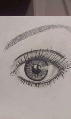 Eye drawing eye that i draw in my free time.-Eye drawing eye that i draw in my free time. – – … Eye drawing eye that i draw in my free time. Realistic Eye Drawing, Drawing Eyes, Painting & Drawing, Drawings Of Eyes, Pencil Art Drawings, Art Drawings Sketches, Easy Drawings, Cool Eye Drawings, Tumblr Art Drawings