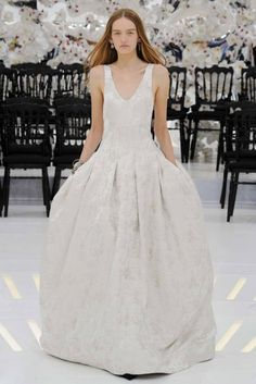 Christian Dior Couture Herfst 2014 (1) - Shows - Fashion