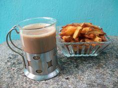 YUMMY TUMMY: Ginger & Cardamom Tea / Inchi Yelakai Tea / Inchi Chai / Inji & Yelam Chai - Comforting for Cold Winter