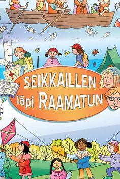 Sley:n suomenkielinen materiaali Raamatun opettamiseen lapsille ja varhaisnuorille.