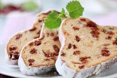 Tvarohová štola s brusinkami – COOP Club Muffin, Goodies, Sweets, Breakfast, Cake, Ethnic Recipes, Noel, Sweet Like Candy, Morning Coffee