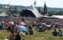 Go to Glastonbury festival, or similar