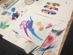 #Aquarellfarbe #Malerei #Wasserfarbe