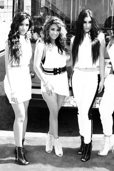 Camila, Ally and Lauren