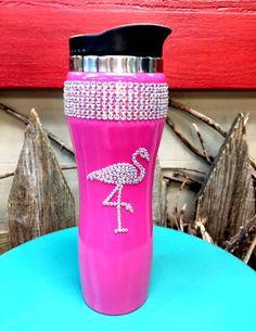 Flamingo Travel Mug More