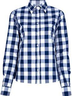 Stella Jean Gingham Shirt