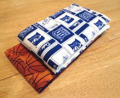 Duke Blue Devils Basketball BurpCloth Set 2 pack on Etsy, $9.00