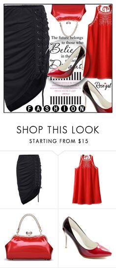 """""""Rosegal 34"""" by aida-ida on Polyvore featuring vintage"""