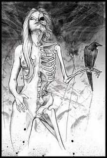 Love of the Goddess: Hel, Norse Queen of the Underworld