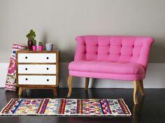 Bold colours/patterns: Oliver Bonas