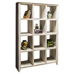 Legends Furniture Calistoga Cube Bookcase