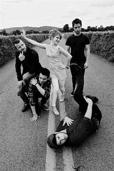 The old Paramore.. aka the best Paramore