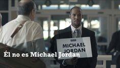 Él no es Michael Jordan