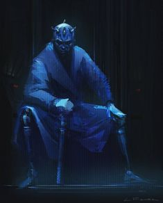 Maul Concept Art by Luke Fisher Star Wars Sith, Star Wars Rpg, Clone Wars, Jedi Sith, Sith Lord, Star Wars Novels, Star Wars Poster, Star Wars Collection, Star Wars Characters
