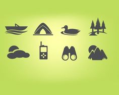 40 Best Free Icon Sets Released 2012