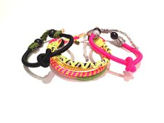"""BRACELET SET """"TEOPAN AND FRIENDSHIP"""" // Sequence"""