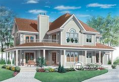 House plan W2837 detail from DrummondHousePlans.com
