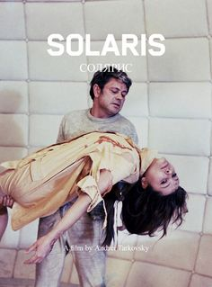 Solaris by Andrei Tarkovsky ♥♥♥♥♥ A psychologist is sent to a space station orbiting an alien planet in order to discover what has caused the crew to go insane Fiction Movies, Sci Fi Movies, Science Fiction, The Best Films, Great Movies, Cinema Film, Film Movie, Gena Rowlands, Faye Dunaway