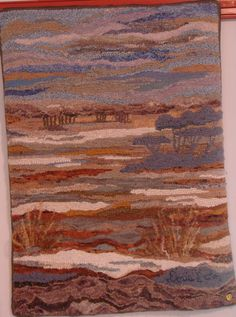 "Spring Thaw $1700 by Doris Eaton 29"" x 40"""