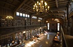 Yale School of Medicine Historical Library, Yale University, New Haven, Connecticut. Sometimes I forget how lucky I am to work among such amazing beauty. College Library, College Life, New Haven Yale, Library Bookshelves, Bookcases, New Haven Connecticut, Beautiful Library, Dream School, Medical School