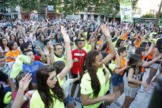 El objetivo en Getafe es disfrutar de cientos de actividades todos los fines de semana, pasando su tiempo libre de manera saludable y alejada del consumo de alcohol. + info...