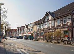 Alte Stadtansichten neu fotografiert | Stadt Burgdorf