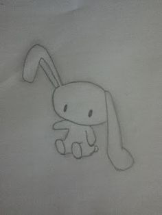how to draw a bunny - Google Search
