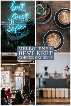 Are you looking for Melbourne's best kept coffee secrets? We know that Melbourne has the best coffee culture in the world. This guide has Melbourne secret coffee hot spots. Updated regularly just for you! Cozy Coffee Shop, Best Coffee Shop, Coffee Shops, Coffee Lovers, Melbourne Trip, Melbourne Coffee, Visit Australia, Australia Travel, Sydney