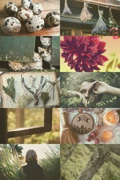 Country Witch Aesthetic