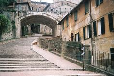 Perugia, Italy. I would love to go to anywhere in Italy!!!