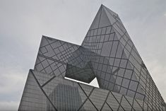 Complex Skyscraper Design-China Central Television Headquarters by OMA