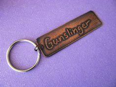 Gunslinger Stephen King Dark Tower Roland by LunaBirdJewelry