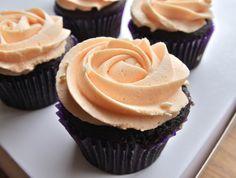 """Oppskrift """"Perfekte Sjokolade Cupcakes"""""""