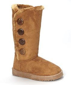 be4e2309896ec Chulis Footwear Camel Button GG Boot