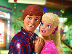 Day 27 Disney Challenge: Best Wardrobe - Ken and Barbie's. Anything you want from any era, they've got it.