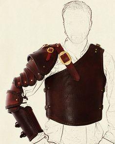 gladiator armor | Armour » Ancient Greek & Roman Armour »